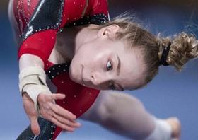 ژیمیناستیک باز آلمانی در مسابقات مسابقات المپیک جوانان، آرژانتین