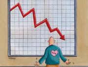 رکود اقتصادی درمرز هشدار شدید