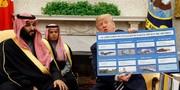 دمکراتها : ترامپ اسناد معاملاتش با عربستان را بدهد