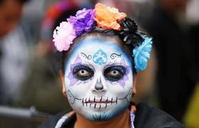 جشنواره مردگان در مکزیک