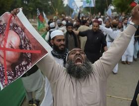 """اعتراض به رای صادره دادگاه عالی پاکستان در """"بی بی"""" زن مسیحی، از سوی افراطگرایان پاکستانی"""
