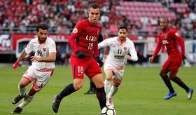 فینال لیگ قهرمانان آسیا - کاشیما آنتلرز - پرسپولیس