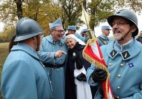 مراسم یادبود جنگ جهانی در فرانسه