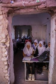 مدرسهای دخترانه در هرات افغانستان