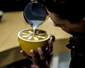 جشنواره قهوه در میلان ایتالیا