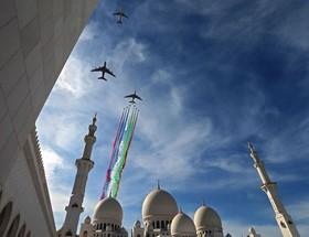 چهل وهفتمین سالگرد روز ملی امارات در ابوظبی
