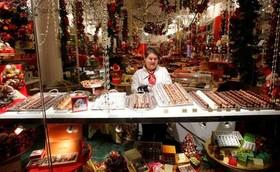 فروشگاه شکلات در زوریخ سوییس
