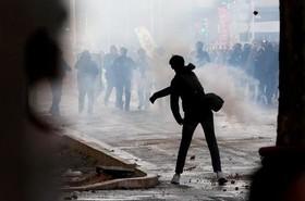 """تظاهرات علیه اصلاح نظام آموزشی در شهرهای """"نیس"""" و """" تولوز"""" فرانسه"""