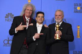 "هفتادوششمین جوایز سینمایی ""گلدن گلوب"" در شهر لسآنجلس ایالت کالیفرنیا آمریکا"