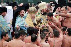 مراسم عید پاک -زاد روز مسیح- در میان مسیحیان ارتدوکس در ترکیه