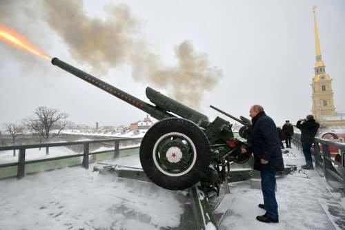 هشدار پوتین : دنیا در آستانه جنگ جهانی سوم