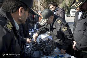 ششمین طرح مبارزه با سارقان و محکومان فراری پایتخت