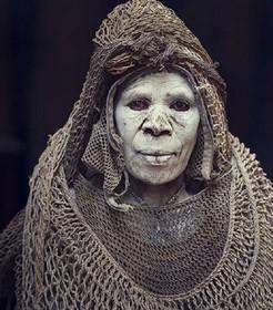 تصاویر جالب از مردم دورافتادهترین قبیلههای دنیا