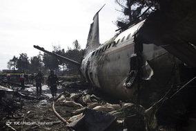 سقوط هواپیمای ۷۰۷ بوئینگ در صفادشت کرج