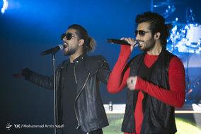 کنسرت ماکان بند در همدان