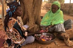 تغذیه اجباری برای زیباسازی دختران موریتانی