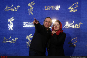 پنجمین روز جشنواره فیلم فجر با حضور عوامل فیلم های طلا و شبی که ماه کامل شد