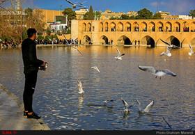 حال و هوای اصفهان بعد از بازگشایی زاینده رود