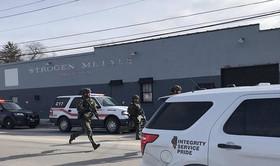 """6 کشته در جریان تیراندازی یک فرد مسلح در کارخانهای در ایالت """"ایلینویز"""" آمریکا"""