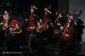 سومین شب سی و چهارمین جشنواره موسیقی فجر
