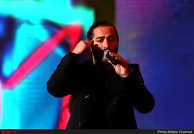 اجرای آرش و مسیح در سومین شب از جشنواره موسیقی فجر