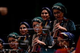 چهارمین شب سی و چهارمین جشنواره موسیقی فجر