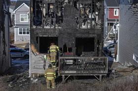 """کشته شدن 7 کودک یک خانواده مهاجر سوری در آتشسوزی خانهای در """"هالیفاکس"""" کانادا"""