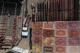 رونق قالیشوییها در آستانه نوروز