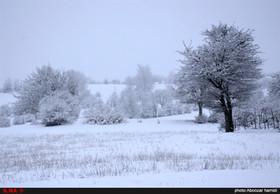 تقابل بهار و زمستان در واپسین روزهای سال- خورگام رودبار گیلان