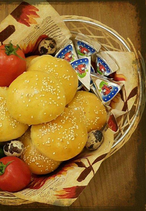 نان زعفرانی