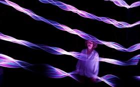 (تصاویر)  اثری هنری در نمایشگاهی در اسکوپیه در مغدونیه