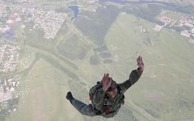 (تصاویر)  مانور نظامی در روسیه