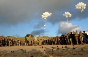 (تصاویر) مراسم یابود هفتادو پنجمین سالگرد حمله به نرماندی در فرانسه
