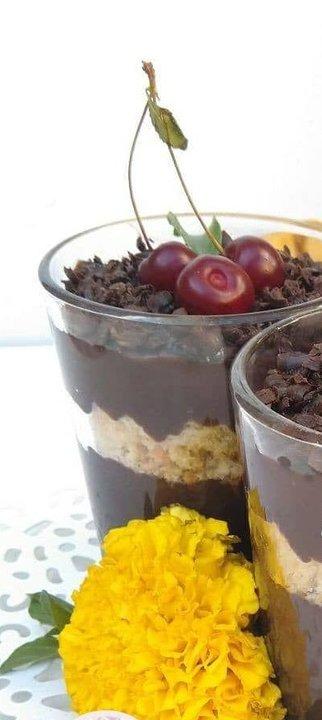 سوپانگل موزی شکلاتی