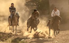 (تصاویر) مسابقات بزکشی در وان ترکیه