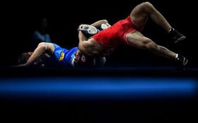 (تصاویر)رقابت های کشتی بازی های ملت های اروپا در بلاروس