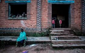 (تصاویر) آوارگان جنگ های داخلی در دارکنگو