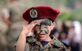(تصاویر) روز ملی لبان