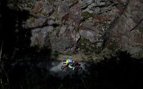 (تصاویر) رقابت های دوچرخه سواری در سوئد