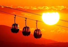 (تصاویر) نمایی از کوه امیسوس در سامسون ترکیه
