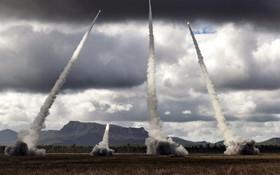 (تصاویر) مانور موشکی مشترک نظامی شلیک موشک بالستیک مشترک استرالیا و  آمریکا