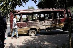 (تصاویر) آثار انفجار انتخاری در کابل افعانستان