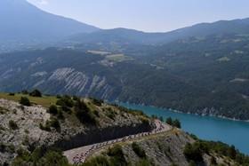 (تصاویر) نمایی از مسابقات تور دو فرانس
