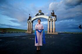 (تصاویر) خانتی زادگاه چنگیزخان در مغولستان