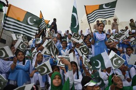 (تصاویر) جشن سالگرد استقلال پاکستان
