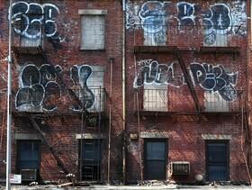 (تصاویر) نقاشی دیواری در نیویورک