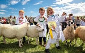 (تصاویر) جشنواره کشاورزی در یورکشایر در انگلیس