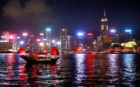 (تصاویر) تصویری از بندر هنگ کنگ