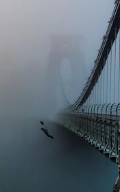 (تصاویر)پرش از روی یک پل در انگلیس