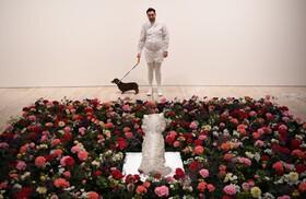 (تصاویر) اثری مفهومی از هنرمند انگلیسی جف کانز در سیدنی استرالیا